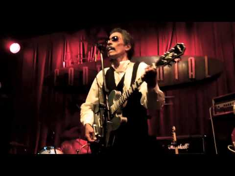 """Shuggie Otis  performs """"Strawberry Letter 23"""", at Continental Club, Houston, TX, 07/10/15."""
