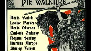 Ride of the Valkyries - Wagner - Die Walküre - Leopold Stokowski