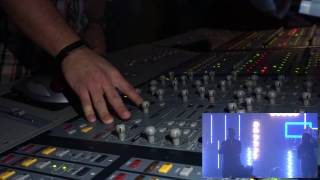 Mixing on the D-Show Live - (Do It Again) at Vibrant Church