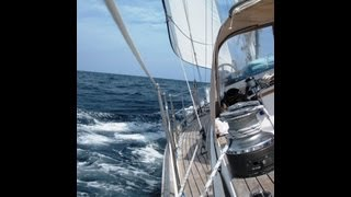 "Sailing Safety Tips - Keep Clear of the Deadly ""Bight Line""!"