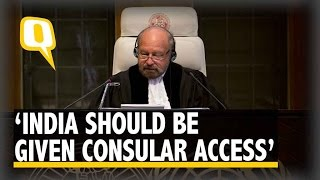 The Quint: 'Pakistan Can't Execute Jadhav Before Final Decision' Says ICJ