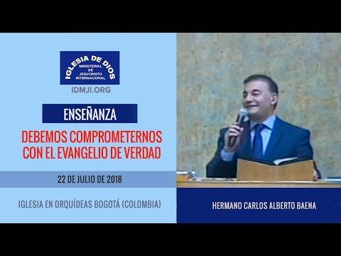 Enseñanza: Debemos comprometernos con el evangelio de verdad