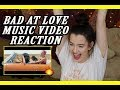 BAD AT LOVE By HALSEY MUSIC VIDEO REACTION mp3