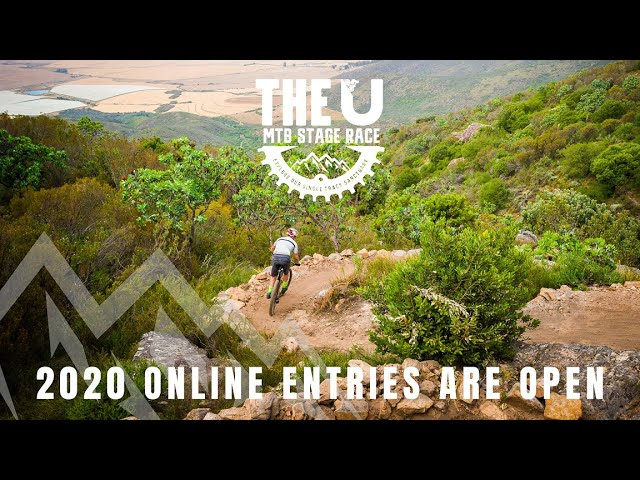 The U 2020 // Online entries are open!