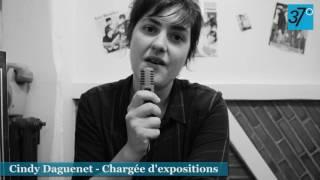 Interview de Cindy Daguenet dans le cadre de l'exposition «Les Invendus» à Chinon