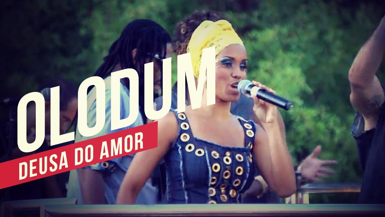 musica deusa do amor olodum