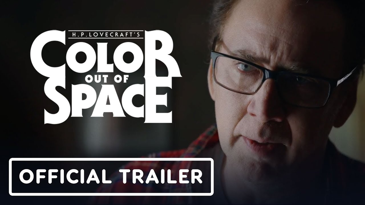 Color Out of Space - Trailer Final Oficial (2020) Nicolas Cage + vídeo