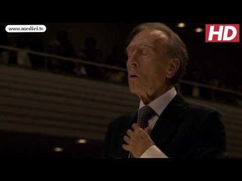 Claudio Abbado -  Mahler Symphony No. 9 - Adagio