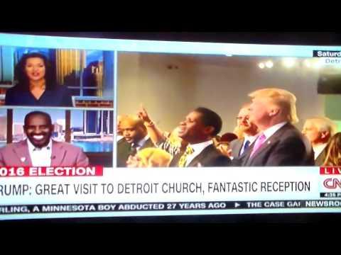 Bishop Jackson Interview On CNN 9/4/16