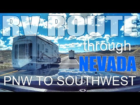 Full Time RV Travel in Oregon, California, Nevada, Arizona