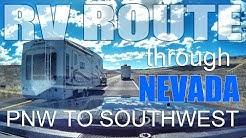Full Time RV Travel in Oregon, California, Nevada, Arizona