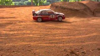 2011 Korea RC Rally Championship 3R * not sound ver