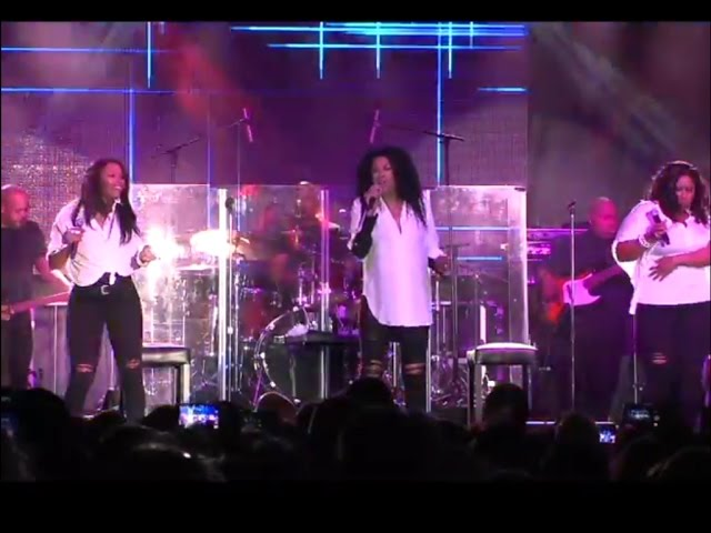 The Pointer Sisters - Concert Footage