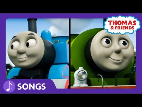 Thomas & Percy's Song | Steam Team Sing Alongs | Thomas & Friends