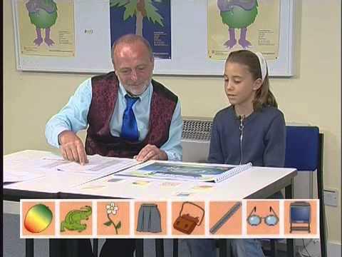 Cambridge English YLE Starters Speaking Exam