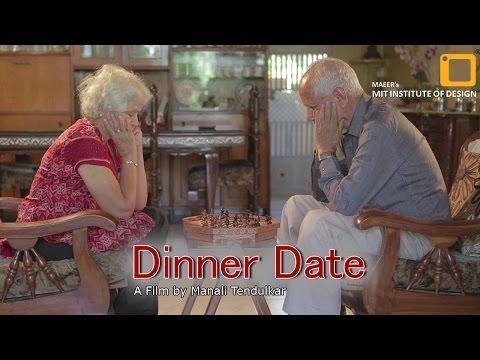 Marathi Romantic-Comedy  Short film - Dinner Date (An Elderly Love Story)
