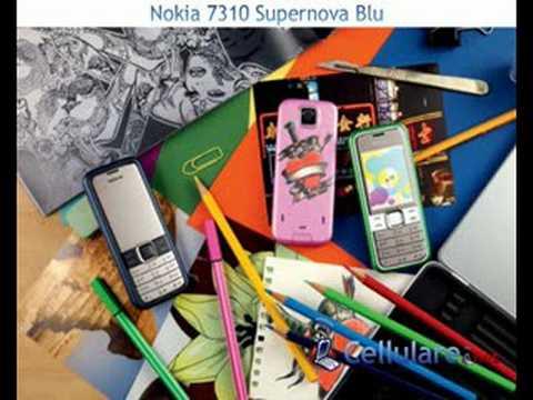 Nokia 7310 Supernova Blu