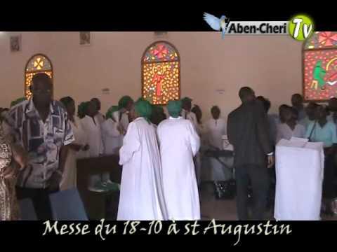 messe du 18 -10 2016 à st augustin
