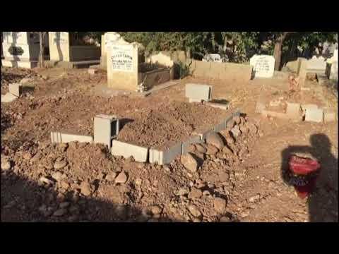 Melek Aslan Kahta'da Toprağa Verildi