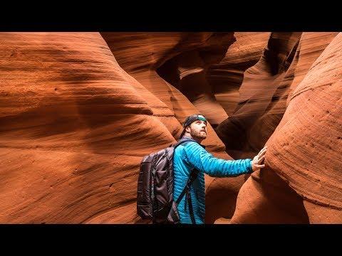 A Photography Alternative to Antelope Canyon: Canyon X