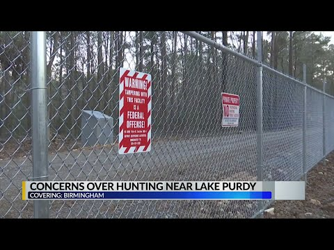 Concerns Over Hunting Near Lake Purdy