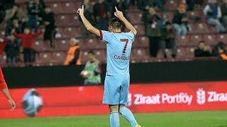 Trabzonspor 9-0 Manisaspor Golleri izle Türkiye Kupası Maç Özeti 25.12.2014