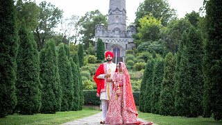 Dhulla + Sunpreet I NDE I Sikh Wedding Highlights 2020