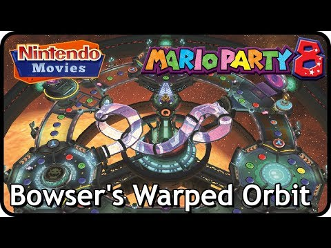 Mario Party 8 - Bowsers Warped Orbit (3 Players, Very Hard Difficulty)