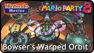 Mario Party 8 - Bowser's Warped Orbit (3 Players, Very Hard Difficulty)
