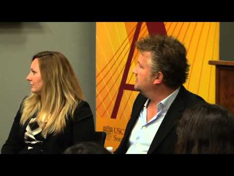 Career Development Careers in Entertainment Alumni Panel 2014