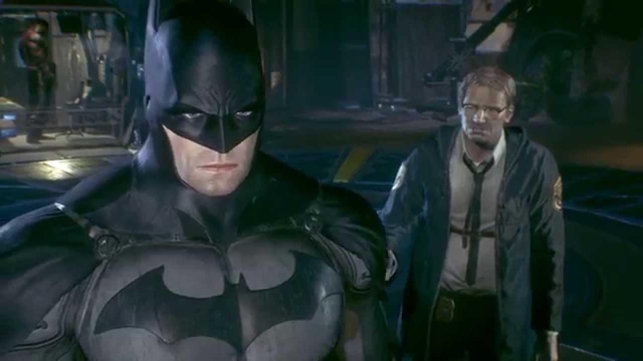 Batman: Arkham Knight - Robin's Secret Mission Revealed ...