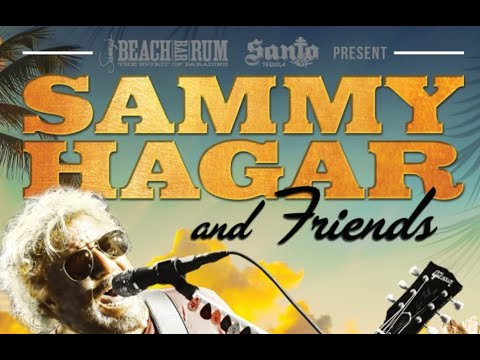 Sammy Hagar has an EP's worth of new songs w/ The Circle + Las Vegas Residency!