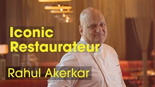 CareerZ on being a Restaurateur and innovator with Chef Rahul Akerkar, Qualia