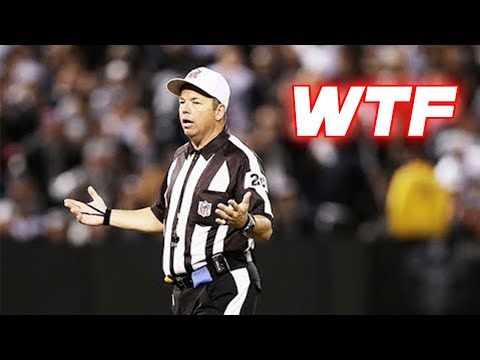 NFL WTF? Moments