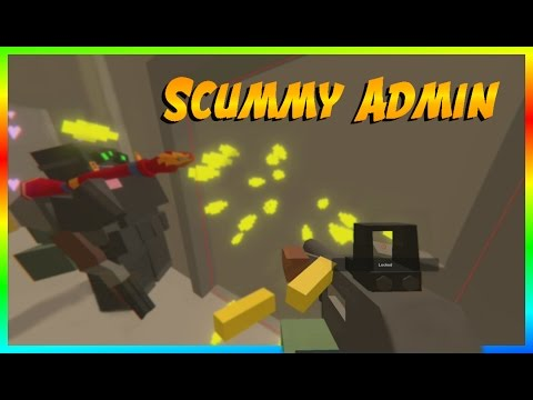 Raiding Glitch Bases With a Scummy Admin | Unturned | Episode: #42