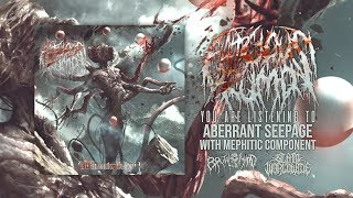 FATUOUS RUMP - ABERRANT SEEPAGE WITH MEPHITIC COMPONENT [SINGLE] (2019) SW EXCLUSIVE