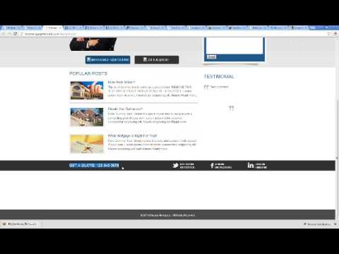 Introduction to Free Mortgage Website
