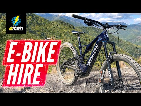 How To Hire An E-Bike | Making The Most Of Rental On Your Holiday