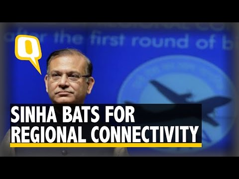 The Quint: The UDAN Scheme Is Very Beneficial to India: Jayant Sinha