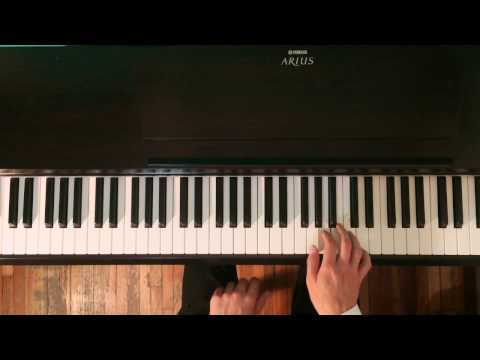 In the Mirror- Yanni, Piano Solo by Antonio Torres