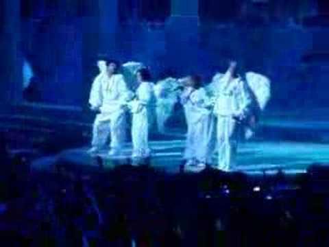 Live Le Secret des Enfoirés-3-Arena-Fiori-Obispo-Keim