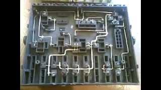 видео Блок предохранителей ВАЗ 2110 инжектор 8 клапанов