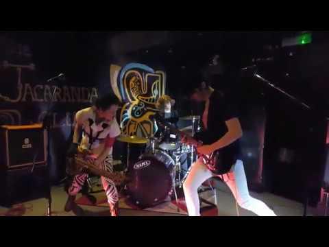 "Idealistics - ""Scandalous""/""Starlit Vein"" (live at Jacaranda, Liverpool)"