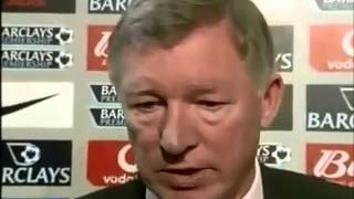 Alex Ferguson Bollocks