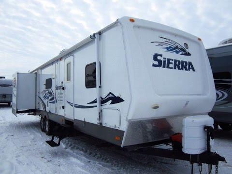 Forest River Sierra Travel Trailer