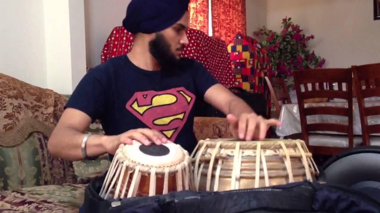 Iphone ringtone tabla | nikhil phatak youtube.