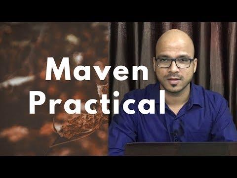 Maven Tutorial Practical