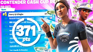 How We Placed FIRST in the Fortnite Cash Cup (371 Points) | Bugha