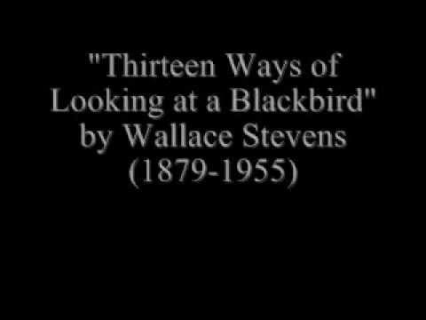 Wallace Stevens -
