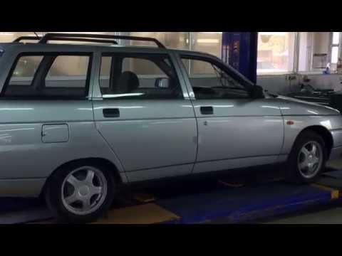 Восстановление Lada 2111